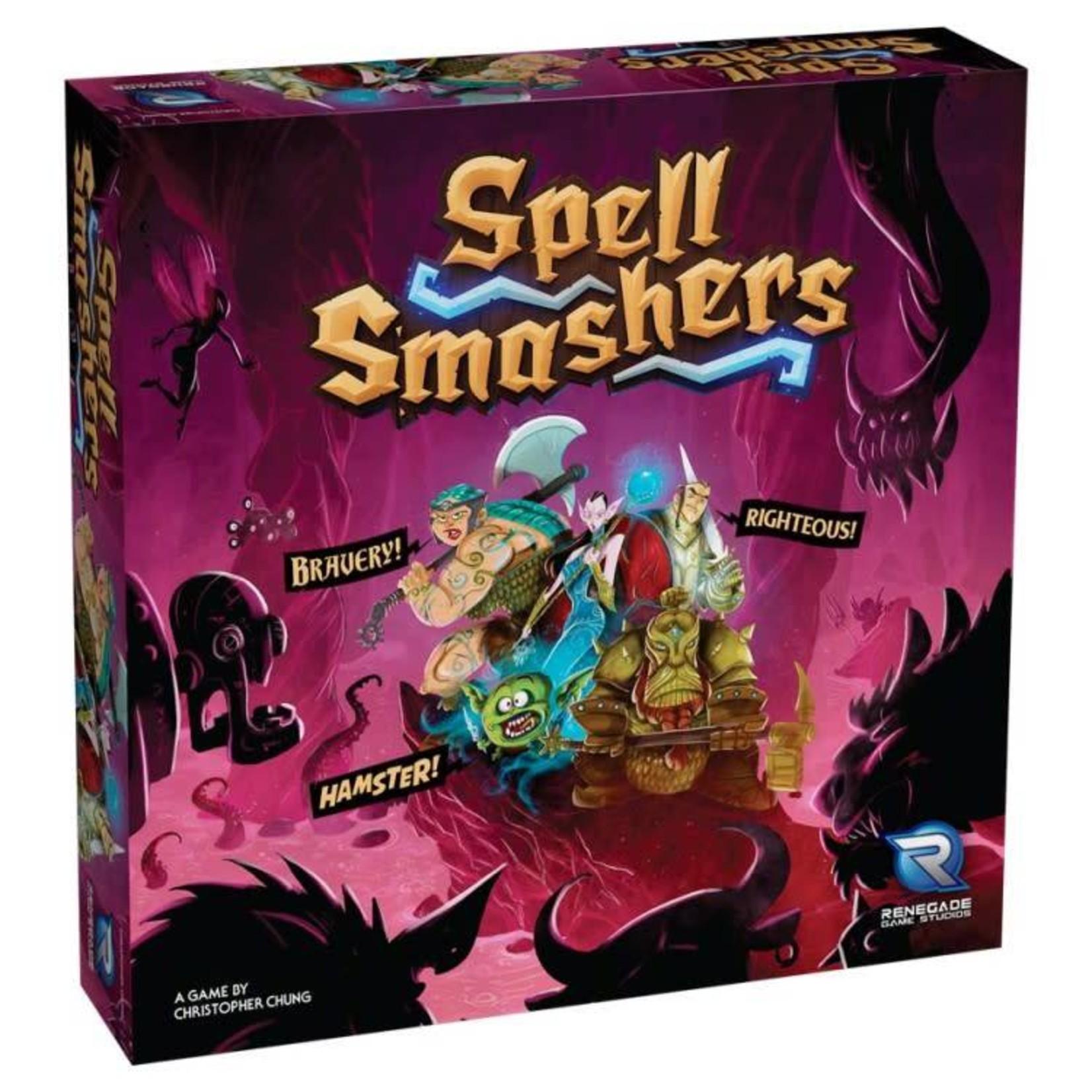 Renegade Spell Smashers