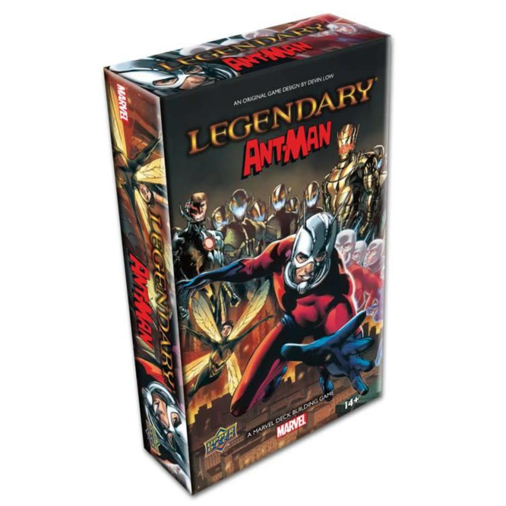 Upper Deck Legendary: Ant-Man Expansion