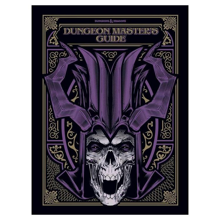 Wizards of the Coast Dungeons and Dragons 5th Edition: Core Rulebook Gift Set - Limited Alternate Covers