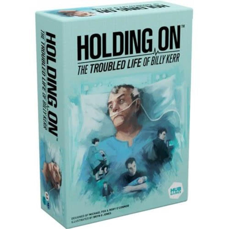 Asmodee Editions Holding On: The Troubled Life of Billy Kerr