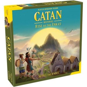 Catan Studios Catan: Rise of the Inkas