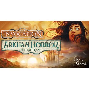 Fantasy Flight Games Arkham Horror Living Card Game: Dec 1 2018 Invocation Event