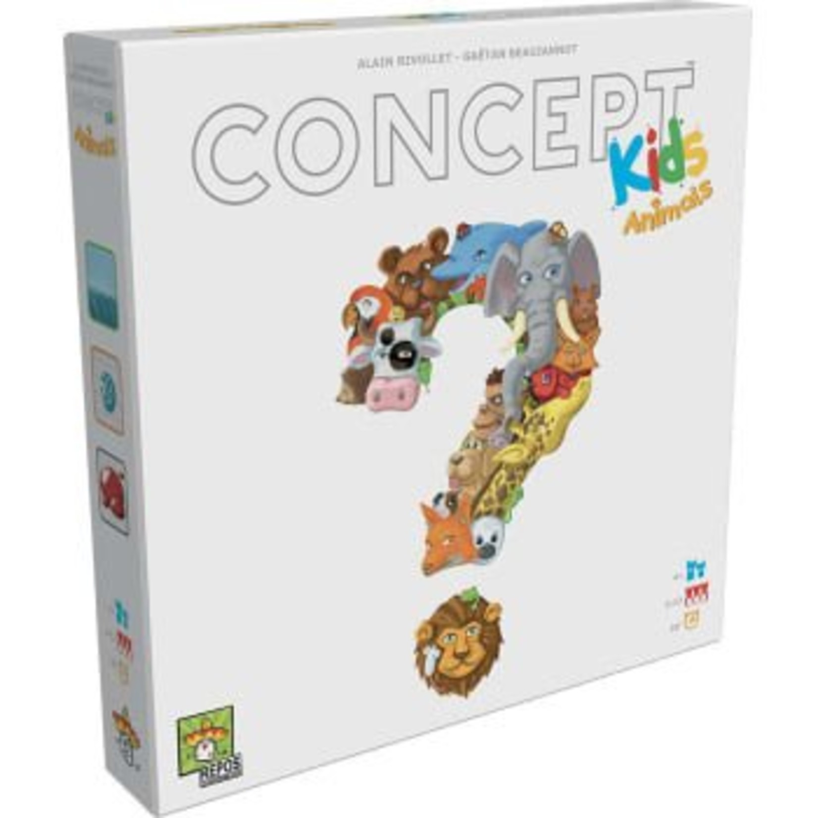 Asmodee Editions Concept: Kids Animals