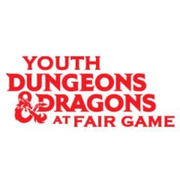 Fair Game Youth Dungeons and Dragons:  2 Sessions