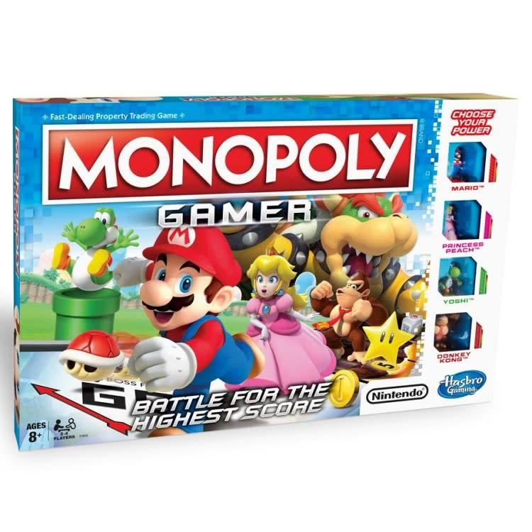 Hasbro Monopoly: Gamer