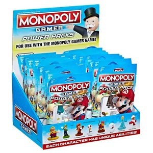 Hasbro Monopoly: Gamer Figure Pack