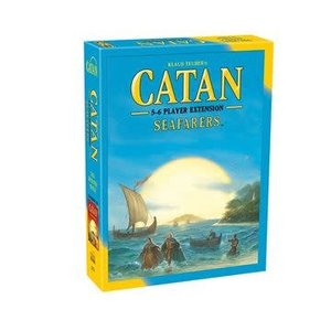 Lootout Games Catan Seafarers 5-6 Player Extension