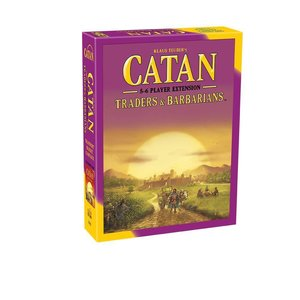 Lootout Games Catan Traders and Barbarians  5-6 Player Extension