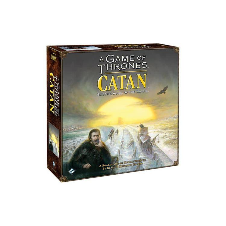 Lootout Games A Game of Thrones Catan: Brotherhood of the Watch