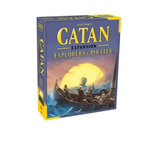 Catan Studios Catan Explorers & Pirates Expansion