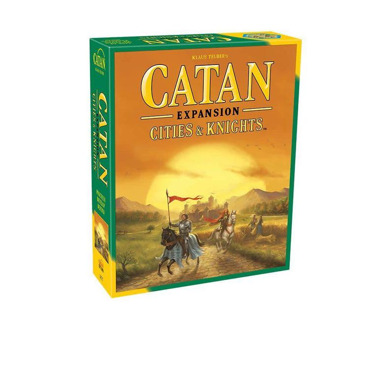 Lookout Games Settlers of Catan: Cities and Knights Game Expansion