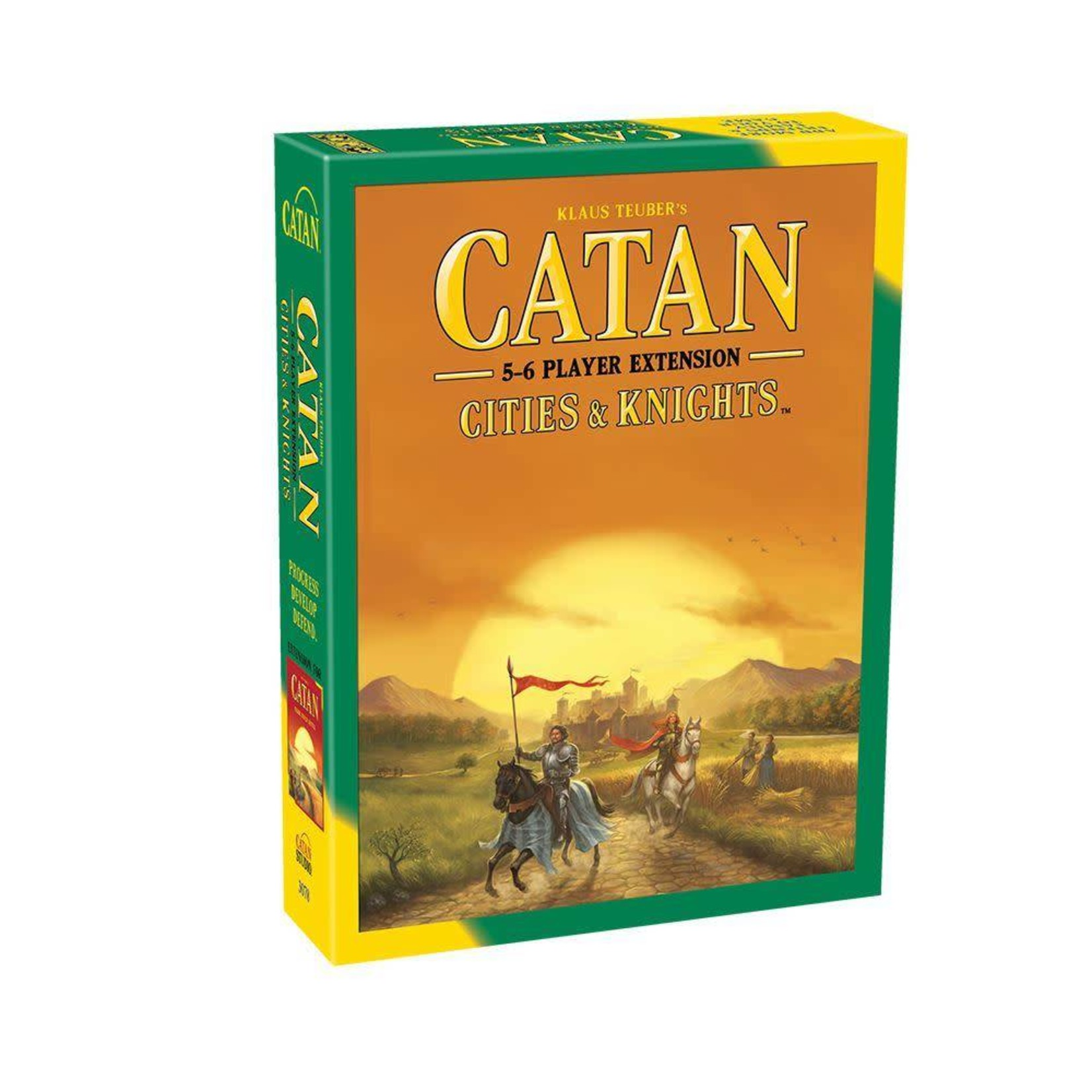Catan Studios Catan: Cities and Knights 5-6 Player Extension