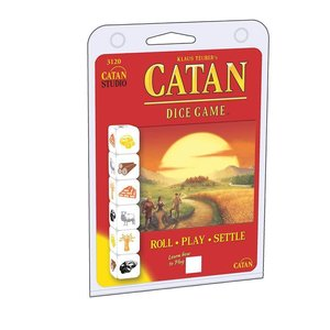 Catan Studios Catan Dice Game