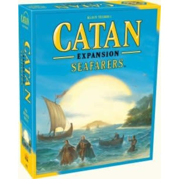 Lookout Games Catan Seafarers Expansion