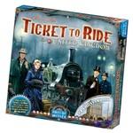 Days of Wonder Ticket to Ride: UK/Pennsylvania Expansion Map
