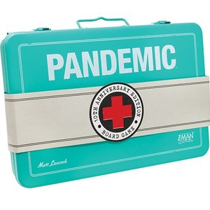 Z-Man Pandemic: 10th Anniversary Edition