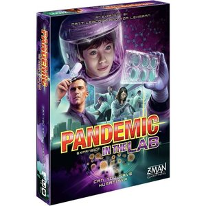 Asmodee Editions Pandemic: In The Lab Expansion