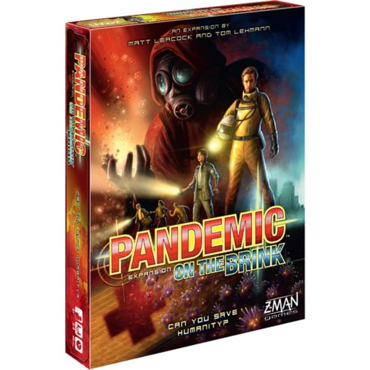 Z-Man Pandemic On The Brink Expansion - 2013 Edition