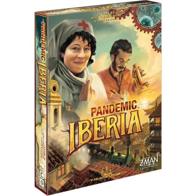 Asmodee Editions Pandemic: Iberia