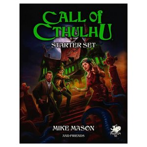 Chaosium Call of Cthulhu: Starter Set
