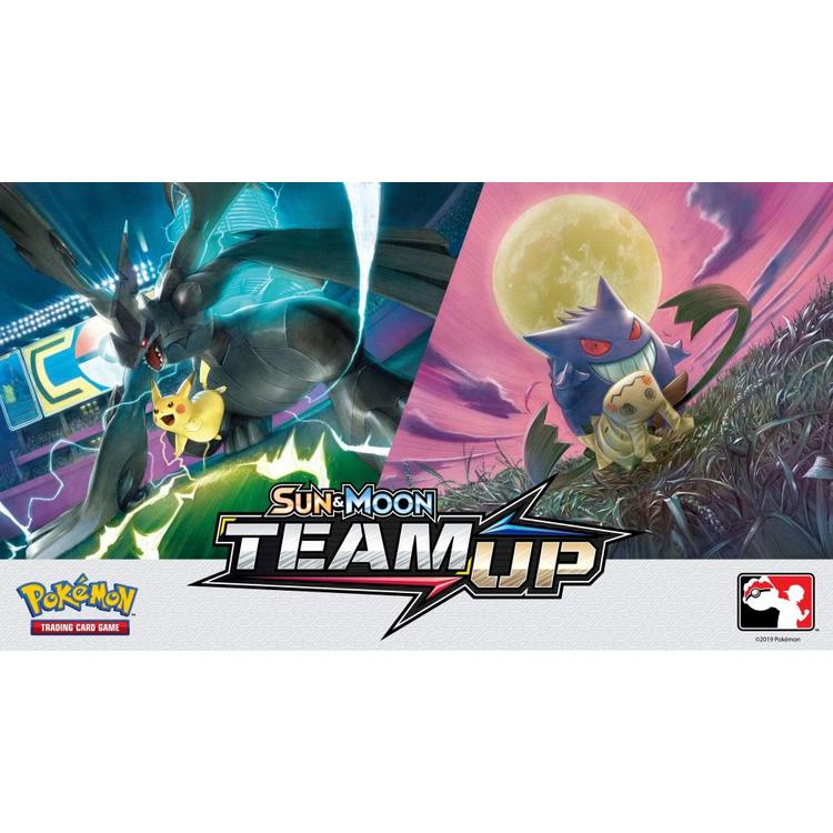 Pokemon International Admission - Pokemon Team Up Prerelease - January 26th