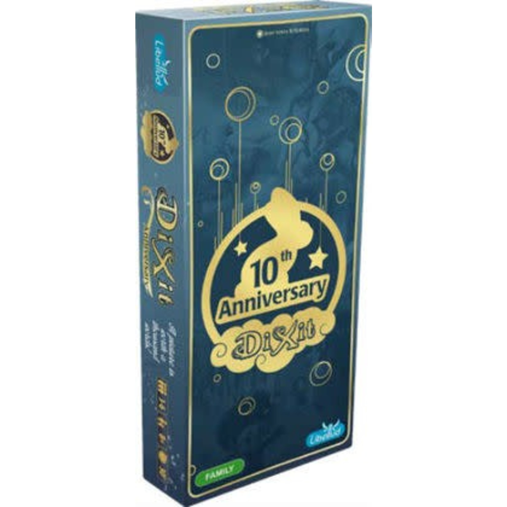 Asmodee Editions Dixit: Anniversary Expansion
