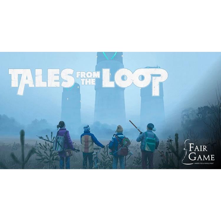 Admission: Tales from the Loop February 2 Event