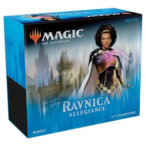 Wizards of the Coast MTG Ravnica Allegiance Bundle