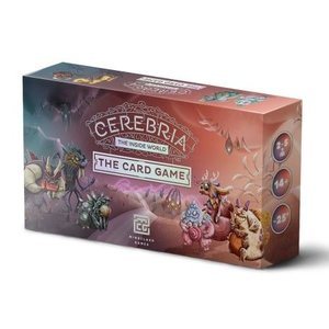 Mind Clash Cerebria: The Card Game
