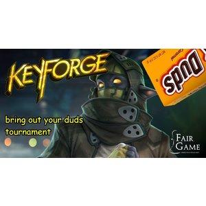 Fantasy Flight Games Admission: Keyforge Chainbound Event