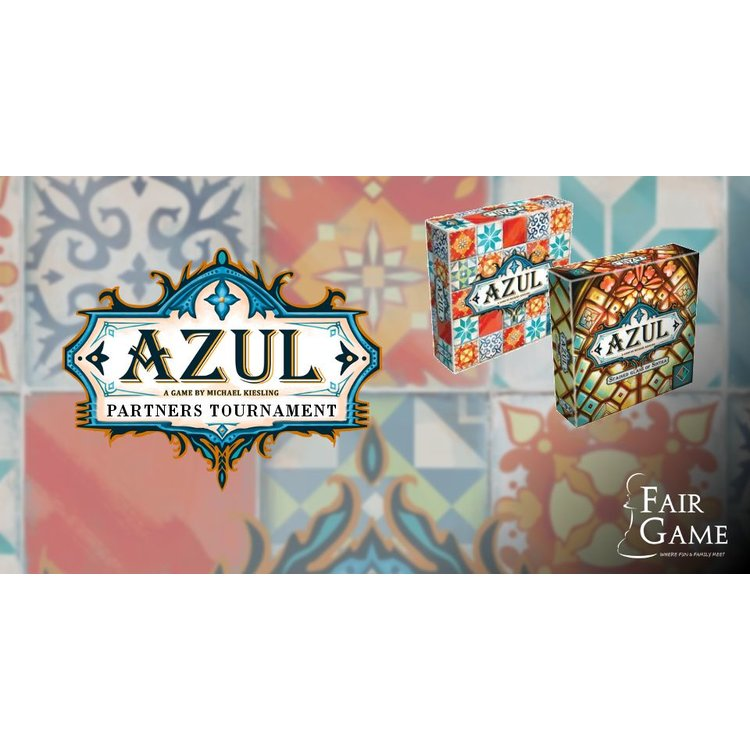 Admission - Azul Partners Tournament