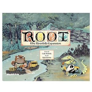 Leder Games Root: River Folk Expansion
