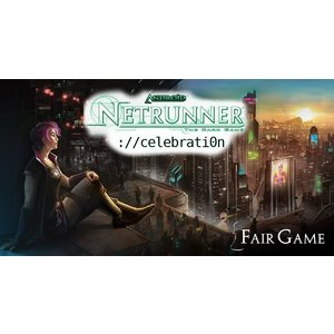 Fantasy Flight Games Android Netrunner Celebration - March 9