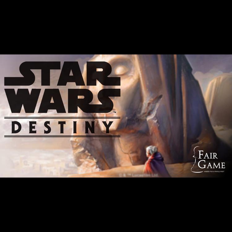 Fantasy Flight Games Admission: Star Wars Destiny Convergence Sealed Release Event (April 6)
