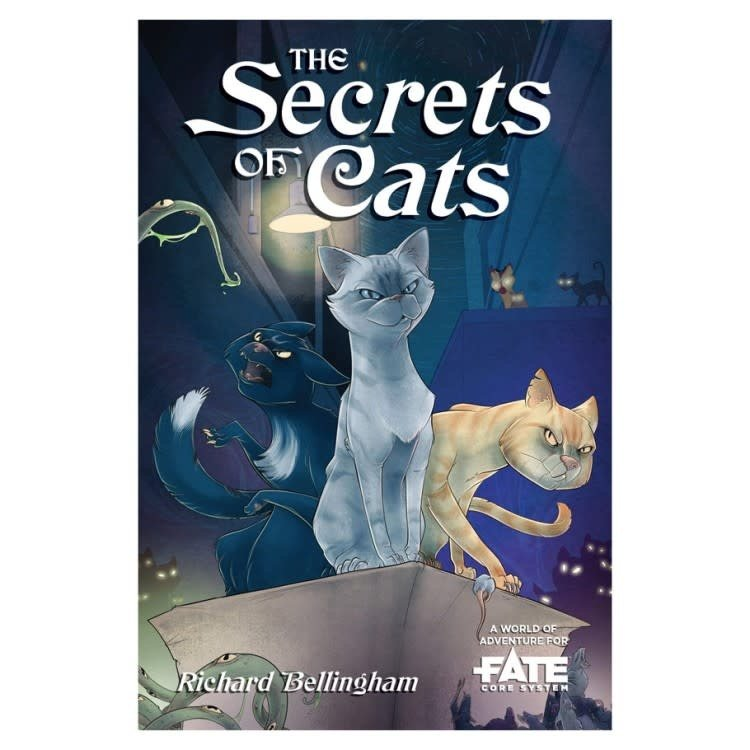 Evil Hat Productions The Secrets of Cats (Fate Core)