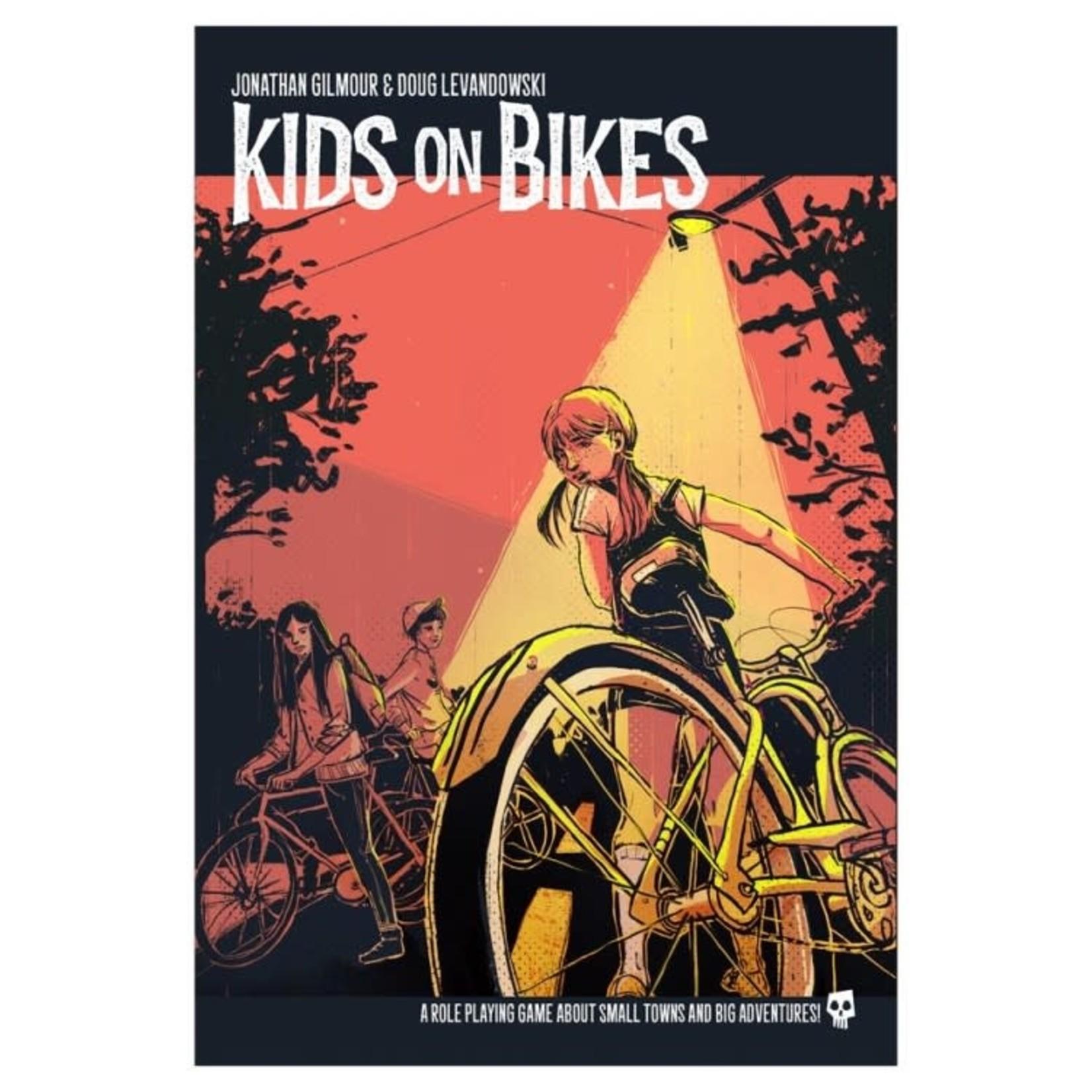 Renegade Kids on Bikes