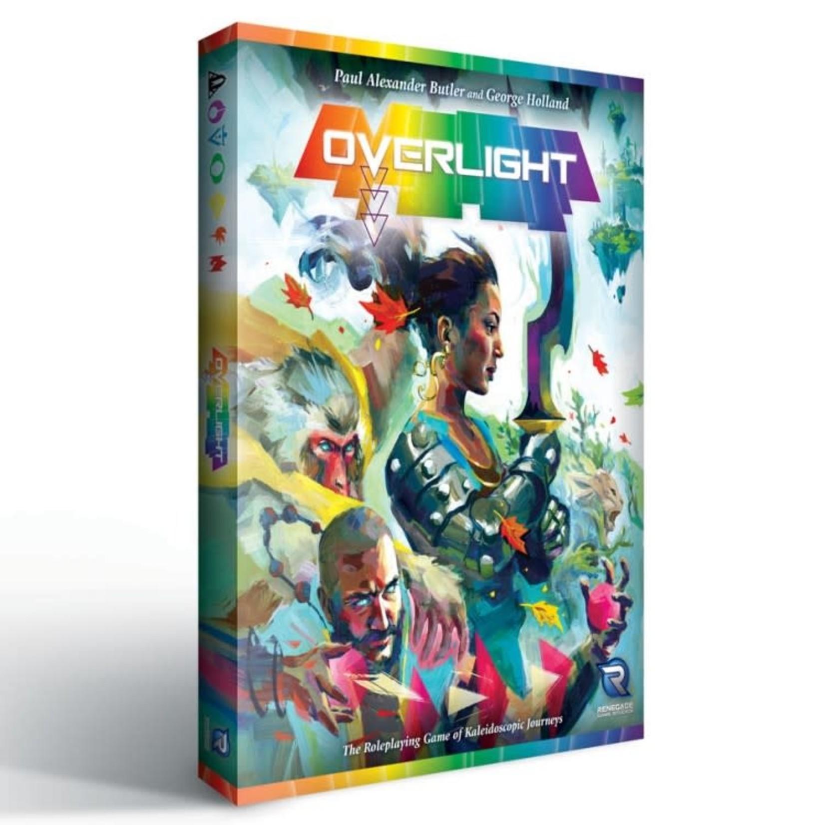 Renegade Overlight RPG Corebook