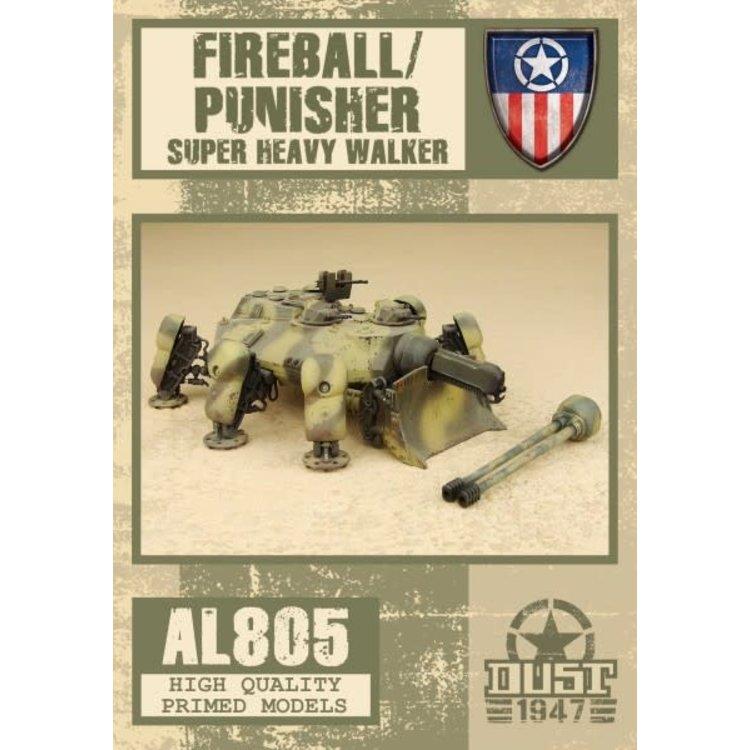 Dust Dust 1947: Fireball/Punisher