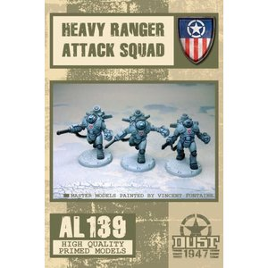 Dust Dust 1947: Heavy Rangers Attack Squad (Grim Reap)