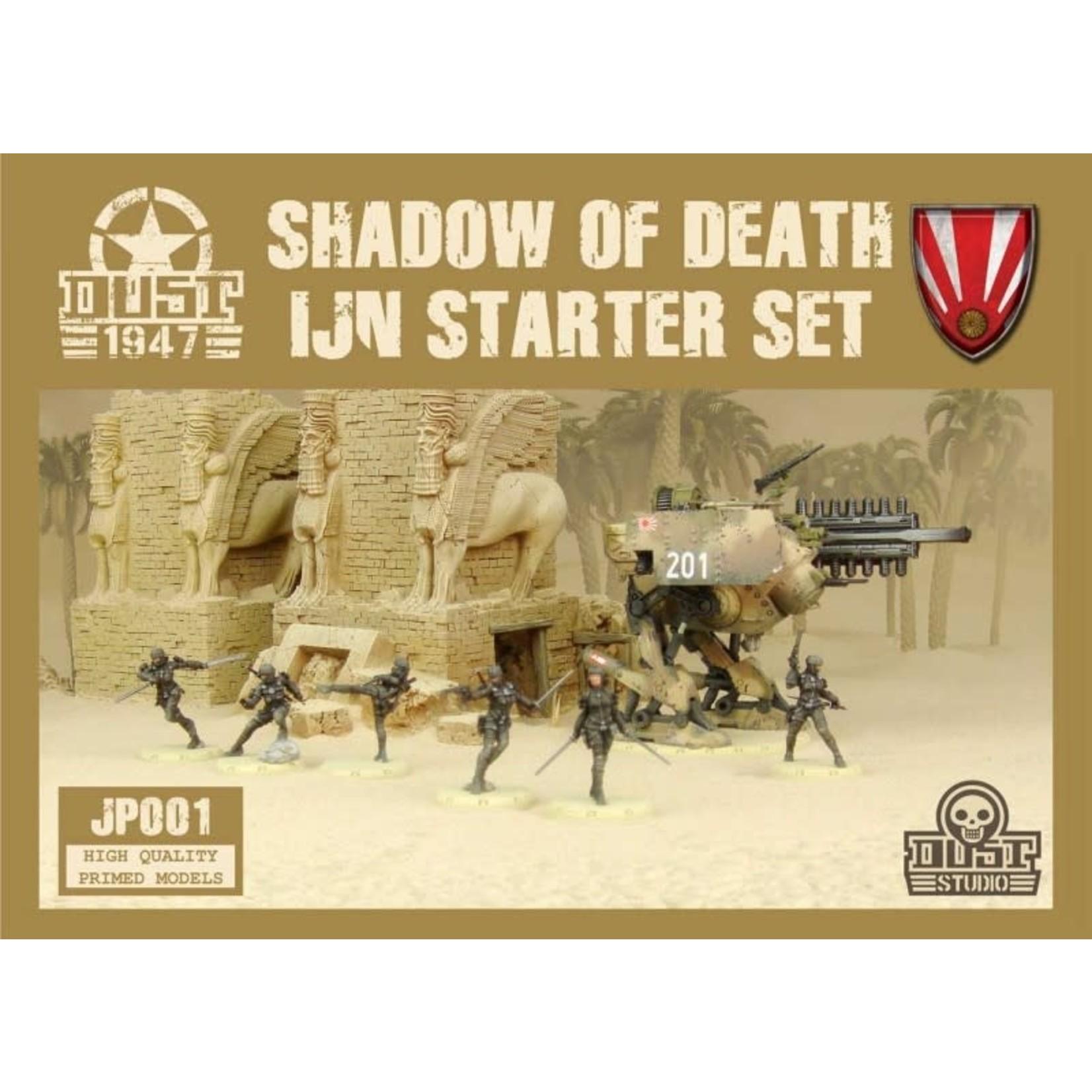 Dust Dust 1947: IJN Starter - Shadow of Death