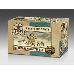 Dust Dust 1947: Mercenary Starter - Taskforce Tanya