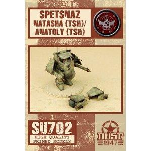 Dust Dust 1947: Natasha/Anatoly