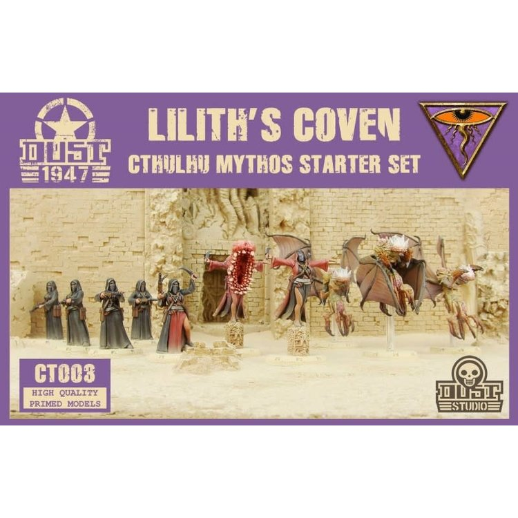 Dust Dust 1947: Mythos Starter - Lilith's Coven