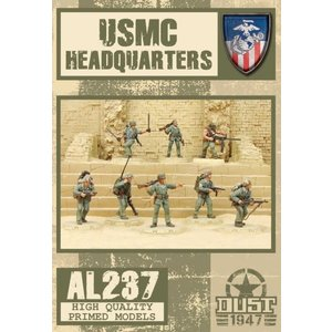 Dust DUST 1947: USMC HQ