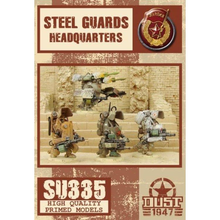 Dust DUST 1947: Steel Guard HQ
