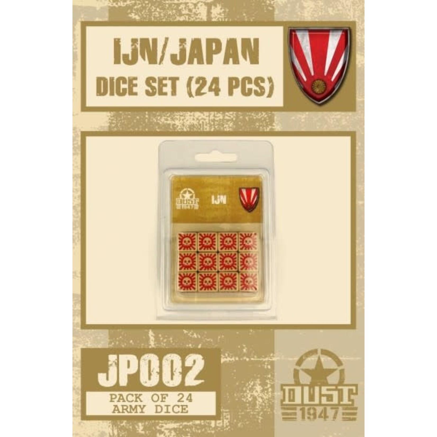 Dust DUST 1947: IJN Dice Set