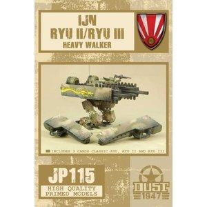 Dust DUST 1947: IJN Ryu II/III