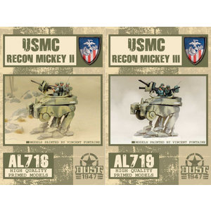 Dust DUST 1947: Bundle Recon Mickey 2-3