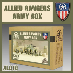Dust DUST 1947: Heavy Ranger Army Box