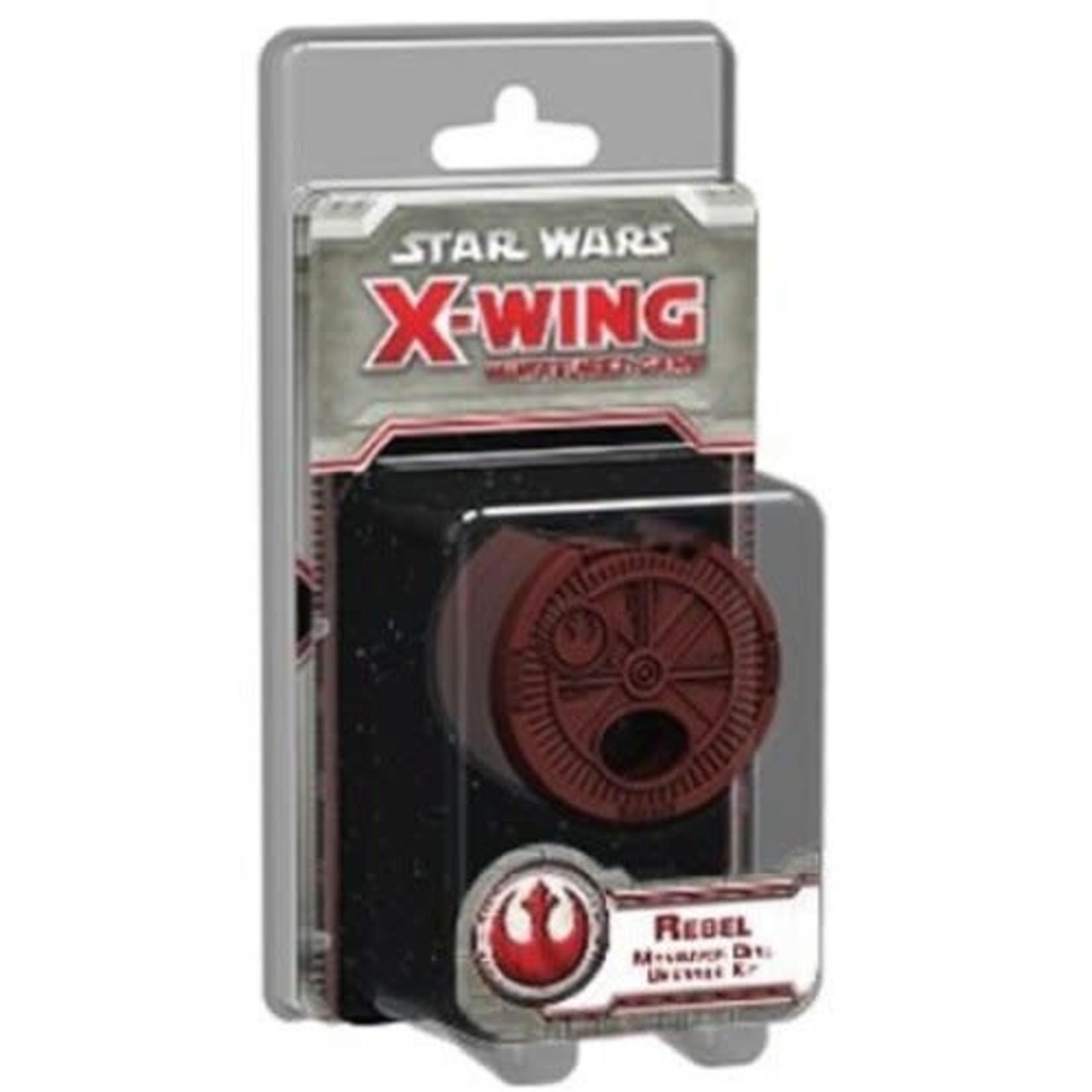 Fantasy Flight Games Star Wars X-Wing 1st Edition: Rebel Maneuver Dial